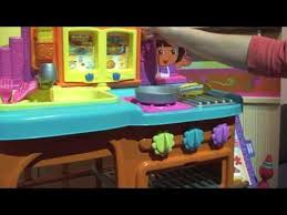 dora fiesta favorites kitchen preview youtube
