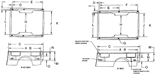 Ford F 150 Truck Bed Dimensions