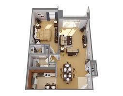 100 Small One Bedroom Apartments Apartment Architectures Basement Floor Loft Design Tiny