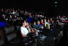 Reclining Chairs Movie Theater Nyc by Reviewing San Diego U0027s New Angelika Film Center And Cafe The San