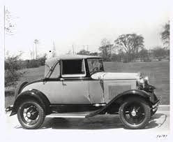 100 Model A Ford Truck MFC Body Type Codes
