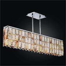 chandelier square flush mount ceiling light living room ceiling