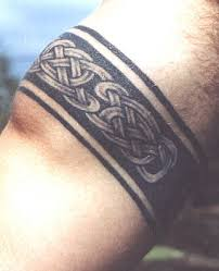 Tattoos And Body Piercings Celtic TattoosCeltic Band TattooTribal