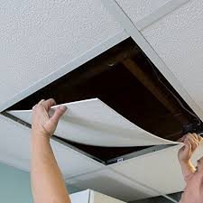 genesis easy installation stucco pro lay in white ceiling tile