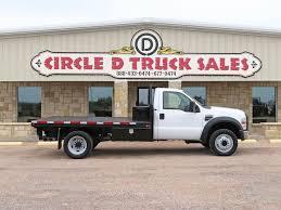 100 For Sale Trucks 2008 D F550 Flatbed Truck 169265 Miles Abilene TX