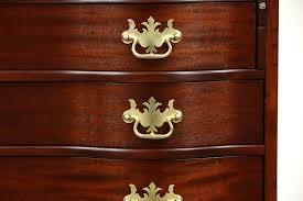 Governor Winthrop Desk Furniture sold secretary desk mahogany 1930 u0027s vintage serpentine drawers