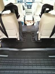 Honda Odyssey All Weather Floor Mats 2016 by 2011 Odyssey Weathertech Digitalfit Complete Set Over The Hump