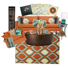 Brown And Teal Living Room by 27 Teal And Orange Living Room Decor 25 Best Ideas About Teal