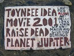 the mysterious toynbee tiles page 1