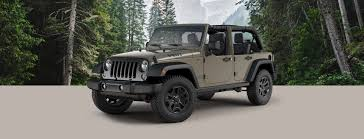 2017 Jeep Wrangler Willys Wheeler - Limited Edition