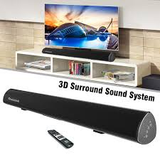 Amazon.com: Sound Bar, TV SoundBar 80W 38-Inch Wireless Wired ... Lg Sj8 Save Up To 100 On The Today Usa Vizio Sb4051 Sound Bar Review The 13 Best Soundbars Of 2017 Boost Your Tv Audio Expert Reviews Best Techhive Buy Las355b Bluetooth Soundbar With Wired Subwoofer Online At Rca 37 Walmartcom Four Ways Add Great Your Top 5 Bars Tv Youtube Energy Soundbars Powerbar 10 You Can Digital Trends