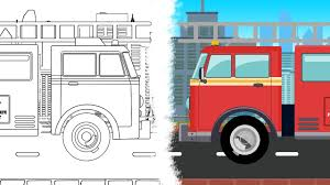 Fire Truck | Coloring Book | Emergency Vehicle | Trucks Cartoon ... Fire Truck Ivan Ulz Garrett Kaida 9780989623117 Amazoncom Books Pin By Denny Caldwell On Trucks Pinterest Trucks Book By Pictures Read Aloud Youtube Jamboree Learning Color Songs For Children Engine 24 Tasure Island Fire Rescue Truck Backing Up To Go Back Abc Song Firetruck For Alphabet 1970 Crown Fort Knox 1941 Ford Firetruck Ride Station One Hurry Drive The Car
