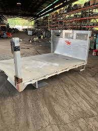 100 Flatbed Truck Bodies USED 2014 CONLEY FLAT BED FOR SALE 2983