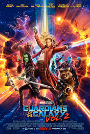 Guardians Of The Galaxy Vol 2 Film Poster 004
