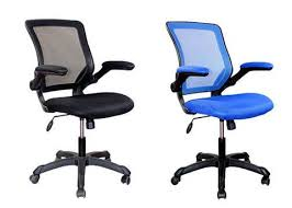 techni mobili chair assembly techni mobili mesh task chair with flip up arms walmart