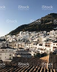 100 Beautiful White Houses Vertical Shot Of And Rooftops Of A