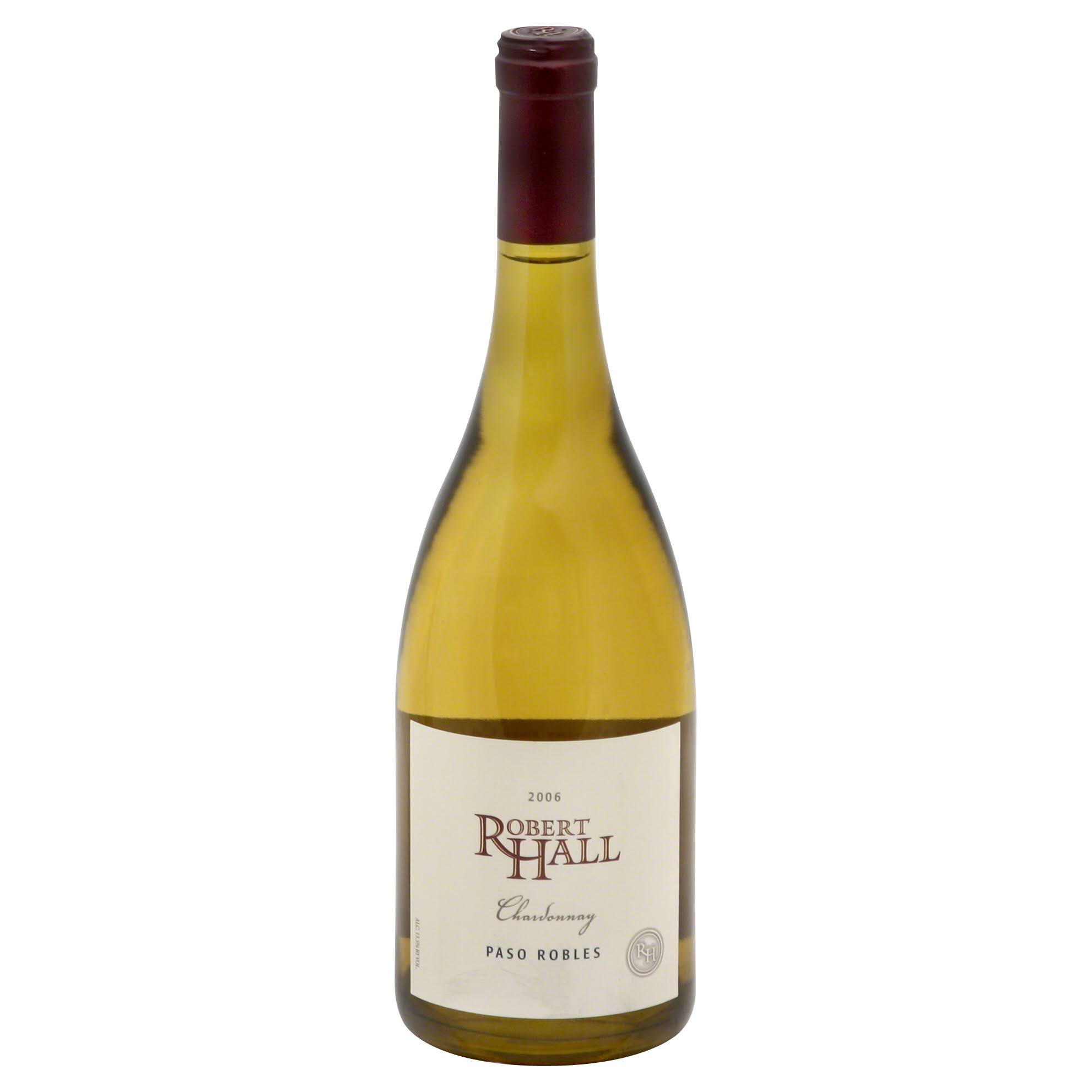 Robert Hall Chardonnay, Paso Robles, 2006 - 750 ml