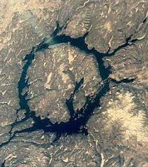 So Why Cant We See All These Craters On Earth And Can Lots Of Them The Moon