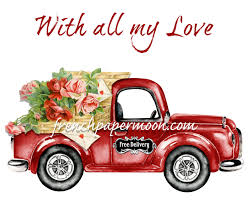 Red Valentine Pickup Truck Printable, Roses, Love Letters, Fabric ... Christmas Red Truck Fabric Door Hanger Unique Home Decor Wreath Patchwork Quilting Sewing Coal Ming Truck Panel 90x110cm New Fire Hook Ladder Cotton Etsy Pin By Beautiful Quilt On Car Pinterest Ford Truck Fabric Abby Tictail Collage Joann 4 Handmade Old Stars Cabinet Hangers Boys Stop 12 Yard Food Trucks Taco Bacon Patriotic Monster Iron Applique Embroidered Red 41 Off 2018 Tree 3d Digital Prting