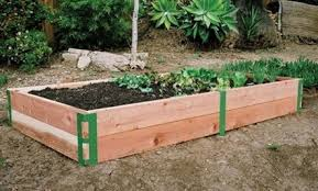 Outdoors Raised Garden Beds At Scout Regalia In LA