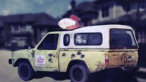 100 Toy Story Pizza Planet Truck Has Been Through Hell The Walking