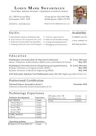 Over 10000 Cv And Resume Samples With Free Download Engineer