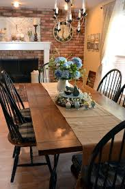 25 Best Farmhouse Dining Tables Ideas On Pinterest With Regard To Room