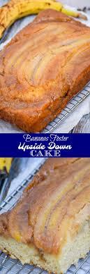 Bananas Foster Upside Down Sheet Cake 4 Sons R Us