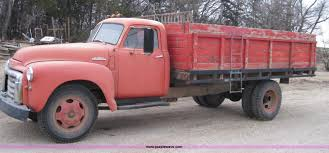 1948 GMC Wheat Truck | Item 2000 | SOLD! May 11 Ag Equipment... 1947 1948 1949 1950 1951 Chevy Gmc Truck Door Latch Right Hand Truck Pick Up Shoptruck 48 49 50 51 52 53 1 2 Ton 12 Ton Panel Original Cdition Fivewindow Pickup Hot Rod Network Fire Very Low Miles 391948 Trucks Dealer Parts Book Heavy Duty Models 400 Thru For Sale Classiccarscom Cc1095572 Old Trucks Gmc Five Window Side Body Shot Photo Chevrolet Pressroom Canada Images 34 Stepside Pickup Truck Ratrod Original Cdition Grain
