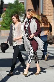 Blake Lively Pregnancy Style Blake Lively Fashion