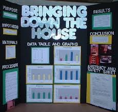 Use Charts And Data Graphs In Your Science Fair Display Projects