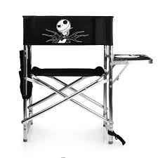 Nightmare Before Christmas Jack - Sports Chair By Picnic Time (Black) Pnic Time Red Alinum Folding Camping Chair At Lowescom Extra Large Directors Tan Best Choice Products Zero Gravity Recliner Lounge W Canopy Shade And Cup Holder Tray Gray Timber Ridge 2pack Slimfold Beach Tuscanypro Hot Rod Editiontall Heavy Duty Director Side Tray29 Seat Height West Elm Metal Butler Stand Polished Nickel Replacement Drink For Chairs By Your Table Sports Hercules Series 1000 Lb Capacity White Resin With Vinyl Padded