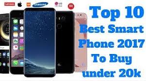 Top 10 best smartphones to in 2017