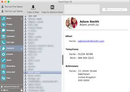 How to sync contacts from your iPhone to Mac