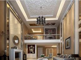 High Ceiling Wall Decor Ideas Decorating For Living Room With Ceilings Fooz World Best