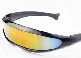 شائك ثونغ المضيق غير مرض cyclops sunglasses