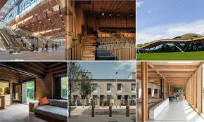 100 Architects Stirling 1bn London Bridge Station And House Made Of CORK Make