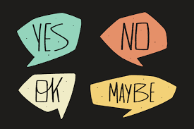 How To Stop Saying Yes When You Want Say No