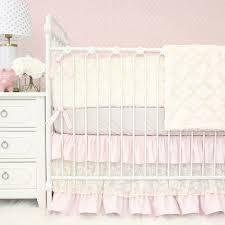 Shabby Chic Nursery Bedding by Best 25 Baby Crib Bedding Ideas On Pinterest Bedding