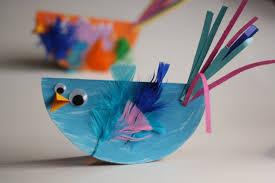 1 Rocking Paper Bird