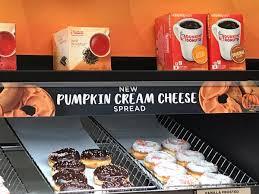 Dunkin Donuts Pumpkin Spice 2017 by Jm Deutsch On Twitter