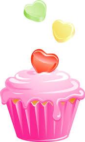 Cupcake clipart pink cupcake 4