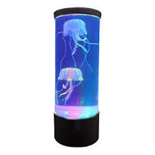 farbwechsel quallen aquarium led le stimmung nacht licht
