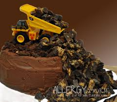 Allergy Free Dump Truck Birthday Cake (top 8 Free, Gluten Free ... Top That Little Dump Trucks First Birthday Cake Cooper Hotwater Spongecake And Birthdays Virgie Hats Kt Designs Series Cstruction Part Three Party Have My Eat It Too Pinterest 2nd Rock Party Mommyhood Tales Truck Recipe Taste Of Home Cakecentralcom Ideas Easy Dumptruck Whats Cooking On Planet Byn Chuck The Masterpieces Art Dumptruck Birthday Cake Dump Truck Braxton Pink
