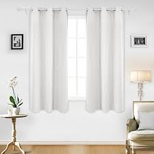 Room Darkening Curtain Liners by Blackout Curtain Liners Amazon Com