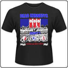 Dead Kennedys Halloween by Blabbermouth Dead Kennedys T Shirts Official Merch
