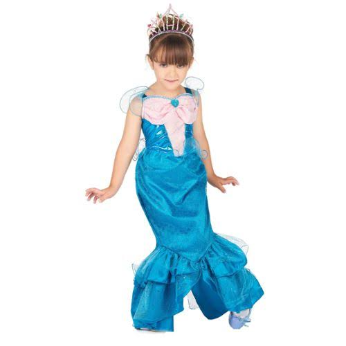 BCI Great Pretenders Sparkle Mermaid Dress Age 5/6