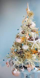 Seashell Christmas Tree Skirt by 387 Best Christmas At The Beach Images On Pinterest Beach Art