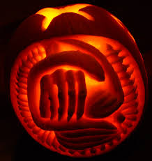 Elmo Pumpkin Pattern Printable by Pumpkin Carving Alien Face Hugger Egg Sculpt Noel Halloween