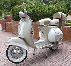 Vintage Vespa For Sale
